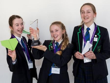 Bredon Hill Academy pupils