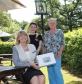 Bear and Ragged Staff: Harriett Baldwin MP, Naomi Stanley and Lynda Williams