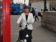 Harriett Baldwin MP supports cycle to work scheme