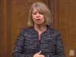 Harriett Baldwin MP speaking in the House of Commons, Feb 2020, Defence