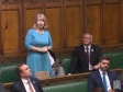 Harriett Baldwin MP speaking in the House of Commons, Feb 2020, Africa