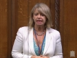 Harriett Baldwin MP speaking in the House of Commons, September 2019