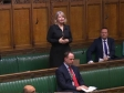 Harriett Baldwin MP speaking in the House of Commons, Feb 2020, Flood Defences