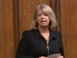 Harriett Baldwin MP speaking in the House of Commons, Mar 2020, Budget