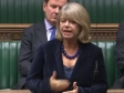 Harriett Baldwin MP speaking in the House of Commons, October 2019