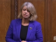 Harriett Baldwin MP speaking in the House of Commons, Mar 2020, Education