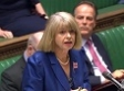 Harriett Baldwin speaking at the Dispatch Box at Foreign Office Questions, March 2018