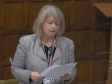 Harriett Baldwin MP speaking in Westminster Hall on violence against farming communities in Nigeria, November 2018