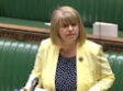 Harriett Baldwin MP speaking at the Dispatch Box, 19 April 2016