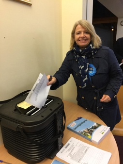 Harriett Baldwin posts her views on the latest South Worcestershire Development Plan review in Pershore.