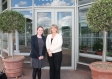 Emily Tarry-Wright joins Harriett Baldwin MP at her Malvern Hills Science Park office