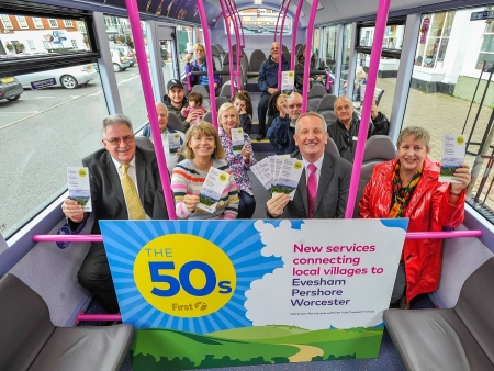 MP urges local people to get on board with bus route changes