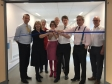Harriett Baldwin joined county MPs to formally open the new bridge created at Worcestershire Royal Hospital