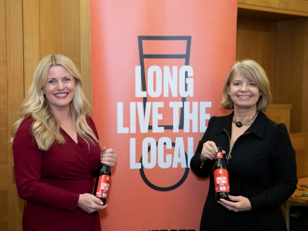 Harriett Baldwin MP backs the Long Live the Local Campaign