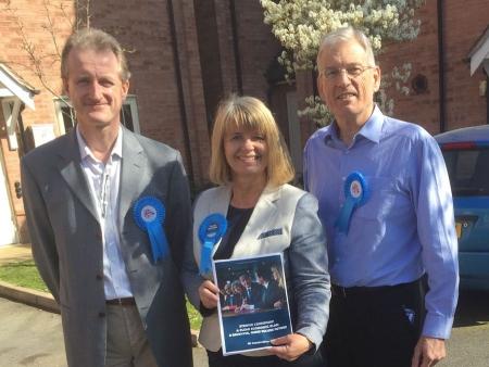 Harriett celebrates Right to Buy manifesto pledges