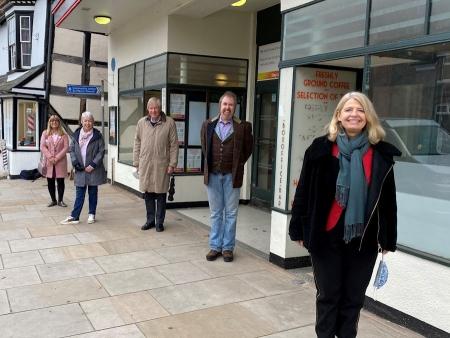Harriett Baldwin MP praises 'phoenix' revival of Regal Theatre