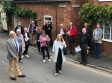Tenbury flood planning walking tour