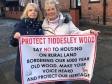 Harriett Baldwin urges Council to listen to Tiddesley Wood worries