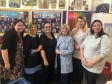 Tamsin Davey, Kim Philpott, Nicola McMillan, Harriett Baldwin MP, Rosie Watts and Eve Robinson