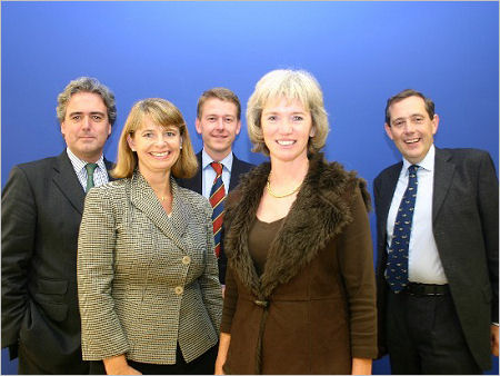 Worcestershire's Conservative Team